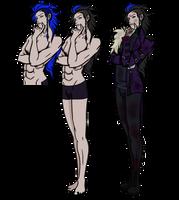 Umbra Oc: Thoth by DanceOfAngels
