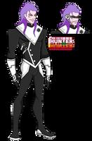 Hunter x Hunter OC: Erus Bathory by DanceOfAngels