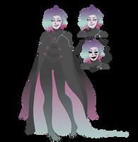 Umbra Character: Parpar by DanceOfAngels