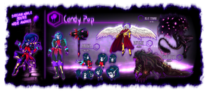 Umbra Character: Candy Pop