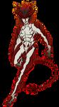 Umbra Character: Isshi by DanceOfAngels