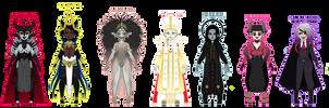 Umbra: The Hierachy  (Pixel dolls/Last Member)