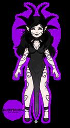 Umbra Character: Dvora (Pixel doll)