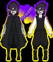 Umbra Character: Hyacinth (Pixel Doll)