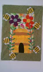 Helene's Quilt (August)