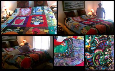 Helene's Quilt (Finished!)