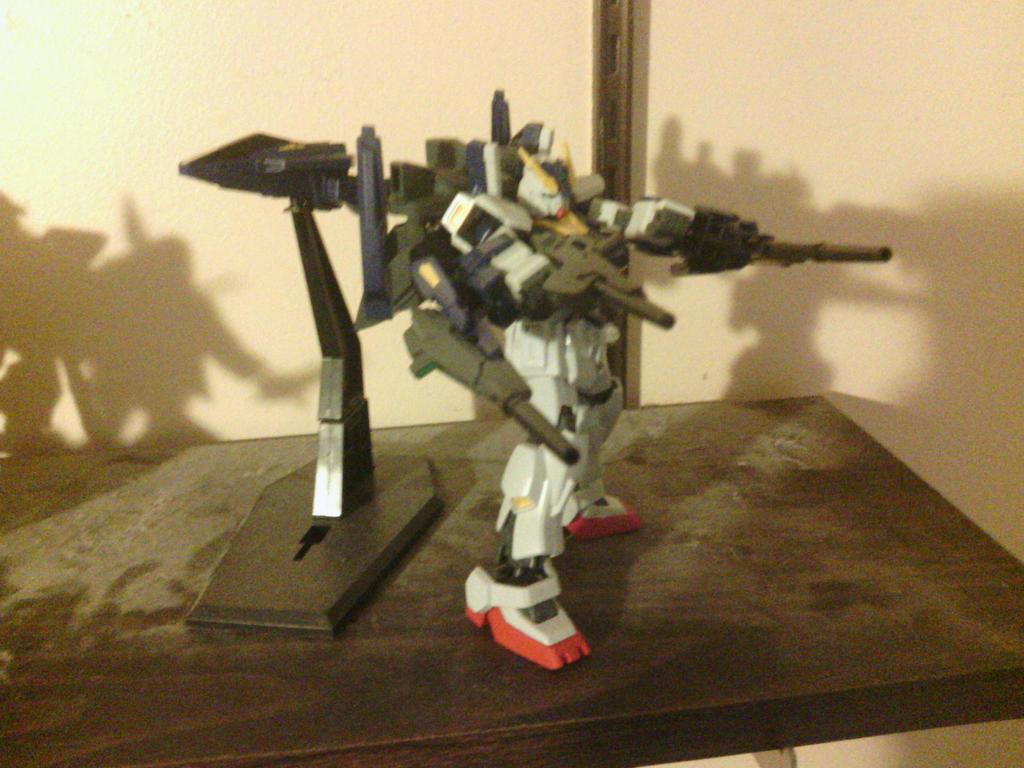 A New Model Joins the Hanger!: Build Gundam mk.II by Dield