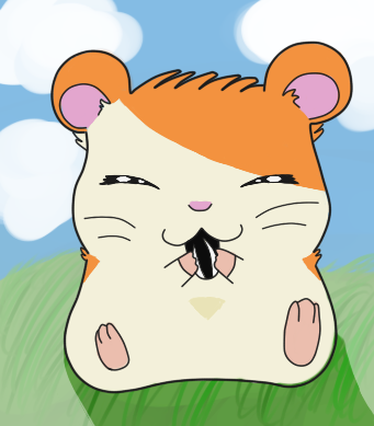 Hamtaro Time! by Dield