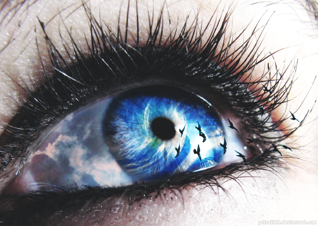 Eyes of Elements - Air by Petra1999