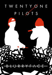 Twenty One Pilots Poster Contest Entry 3 by Petra1999