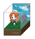 Ireland Box by SONIXA