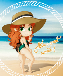 Summer time! by SONIXA