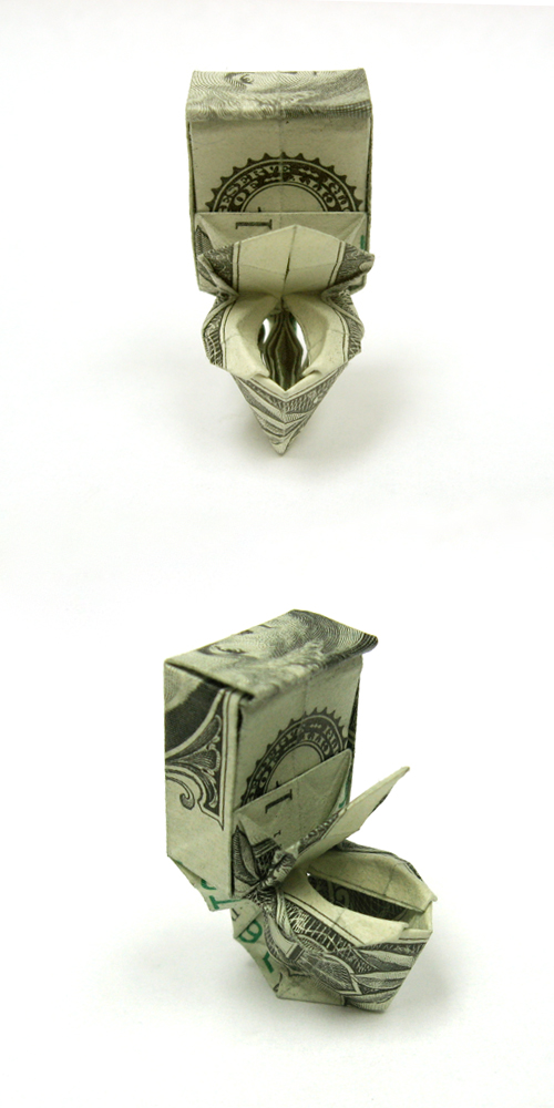 10 Awesome Dollar Bill Origamis