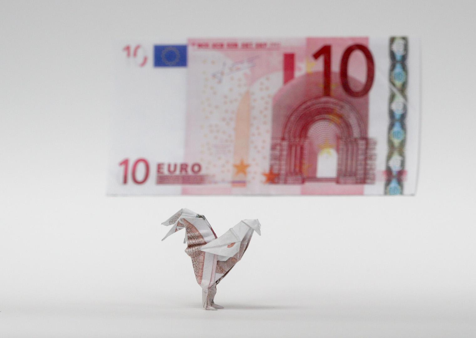 Euro 'Cockerel' Rooster