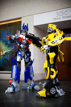New Transformers Costume
