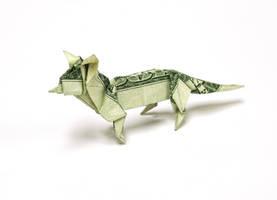 New Dollar Fox by orudorumagi11