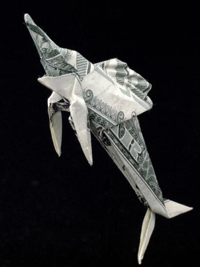 One Dollar Marlin by orudorumagi11