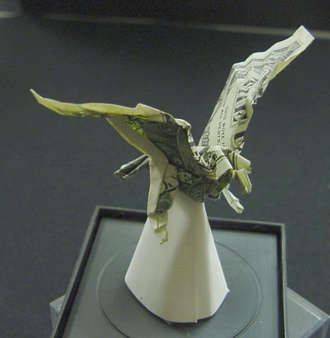 One Dollar Eagle by orudorumagi11