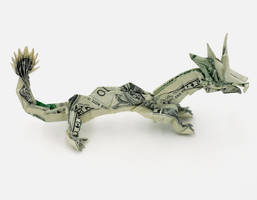 Two Dollar Chinese Dragon
