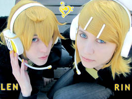kagamine love by Soubixcos