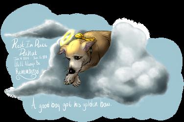 A Beloved Dog by DinoSam