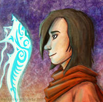 Raava and Wan by Merina-Sky