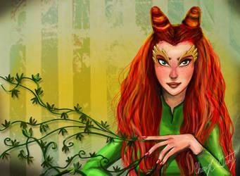 Poison Ivy by Merina-Sky