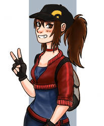 Pokemon Go Trainer by Merina-Sky