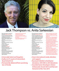 Jack Thompson vs. Anita Sarkeesian