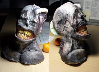 Abomination Sculpture by brentcherry