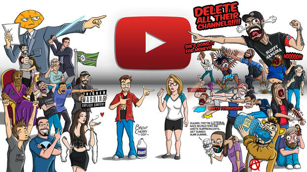 Laci Green and the Red Pill