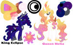 King Eclipse and Queen Helia ref