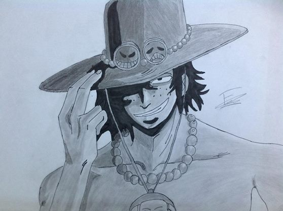 Portgas D Ace by fakhri821999