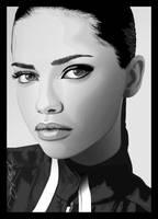 Adriana by RasheezyC
