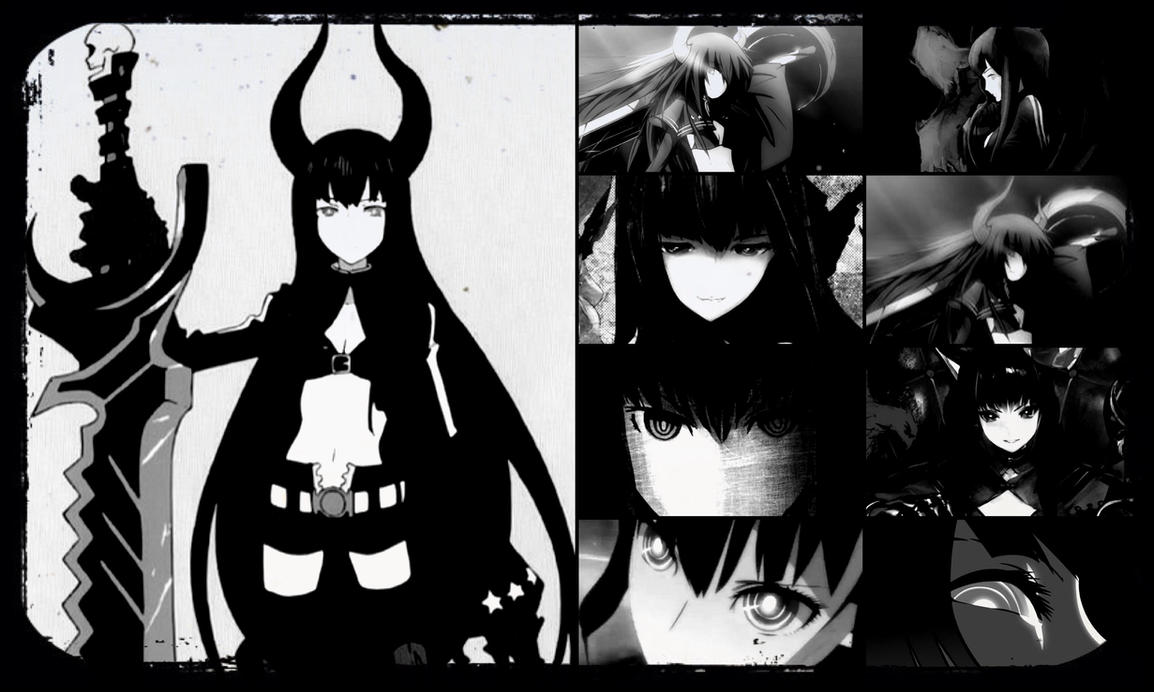 Black Gold Saw collage by Noir-Black-Shooter