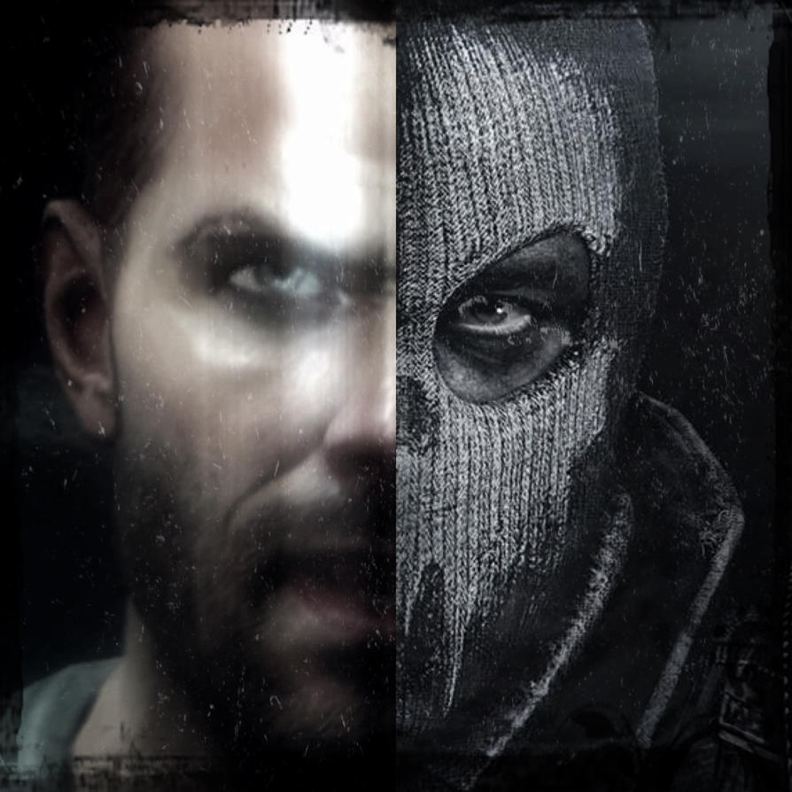 Call of duty ghosts logan without mask