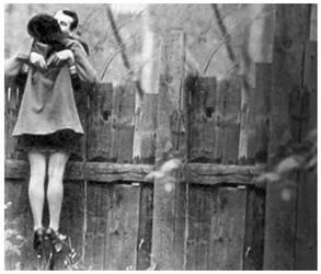 art kiss