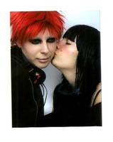 GaaHina- sweet kiss by desiderata-girl
