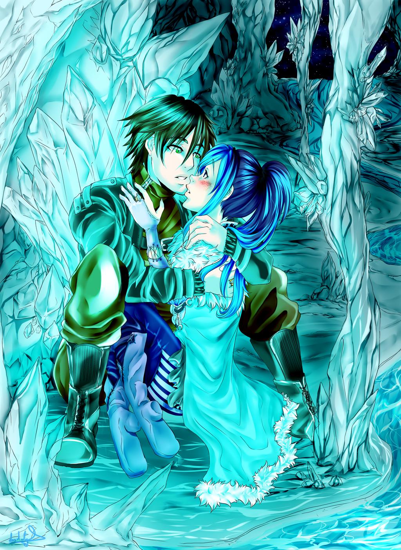 +OC+ Cristal cave by desiderata-girl