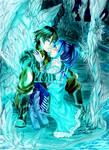+OC+ Cristal cave