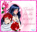 +GaaHina+ Thanks for the 80,000 pageviews by desiderata-girl