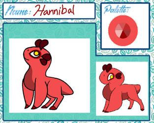 Hannibal App by CelticQuailKnight