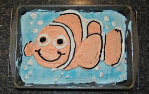 2019 Nemo Cake