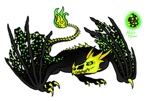 Alien Glow Egg Adopt