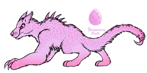 Poisonous Pink Egg Adopt