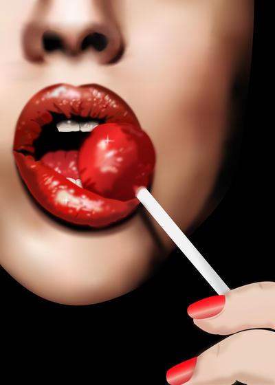 Lollipop by Shryi