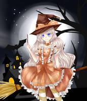 Secret Halloween Exchange - 2014 by Shironaii