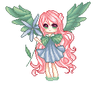 Pixel Challenges: Flowers by Shironaii