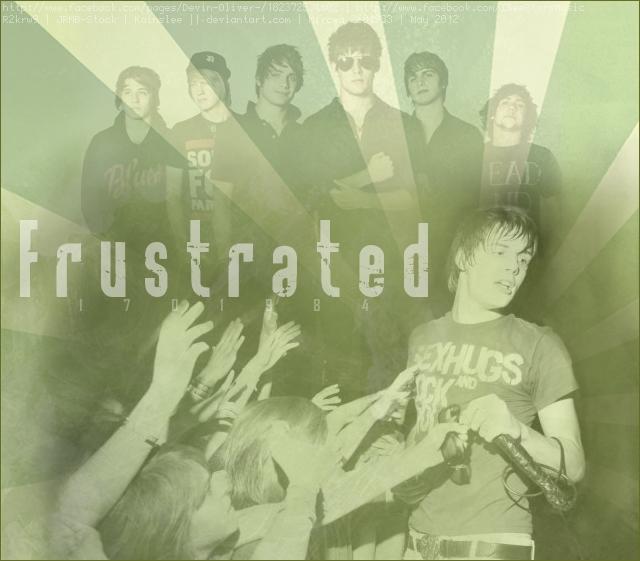Frustrated I See Stars/Devin Oliver by hls-mircea