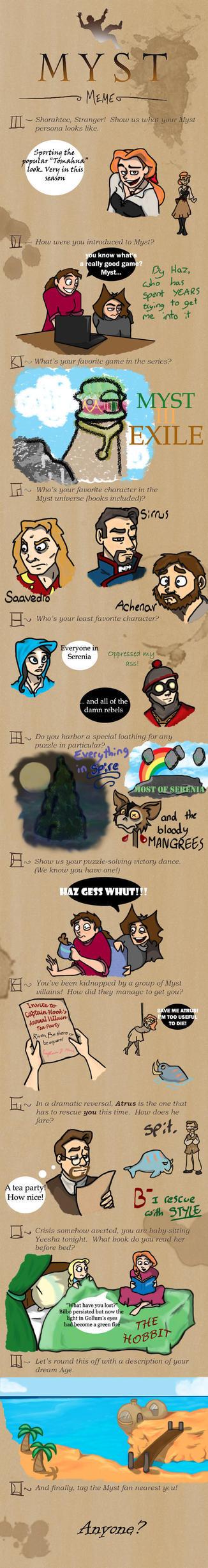 Myst Meme by Petlamb